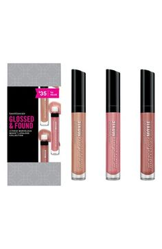 bareMinerals® - 'Glossed & Found' Marvelous Moxie™ Lip Kit