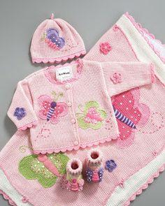 örnekler modeller: netten örgü bebek battaniyeleri
