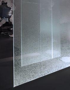 LED effect Madras® glass