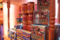 More Decoy Detonators and Boxing Telescopes, which gives the user a black eye that's almost impossible to remove. | 19 Magical Finds At The Weasleys' Joke Shop In Universal's Diagon Alley