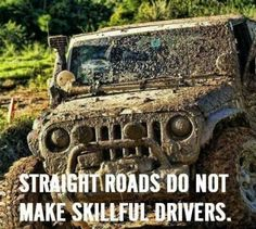 We are having a heat wave in #Pennsylvania today! All the snow is melting and creating perfectly imperfect mud filled trails! Anyone else #Jeeping this weekend? http://blackdogmods.com