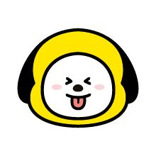 UNIVERSTAR is now available as LINE Emoji. Spice up your chat with UNIVERSTAR Must-have Emoji! Kawaii Doodles, Cute Kawaii Drawings, Bts Chibi, Printable Stickers, Cute Stickers, Bts Birthdays, Tumblr Stickers, Bts Drawings, Line Friends