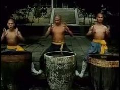 ▶ The real Shaolin warrior training - YouTube