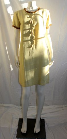 FREE SHIPPING TODAY only Light Green Dress by GeorgetteEtJosephine, $40.00 Green Dress, Short Sleeve Dresses, Shirt Dress, Free Shipping, Trending Outfits, Shirts, Etsy, Vintage, Fashion