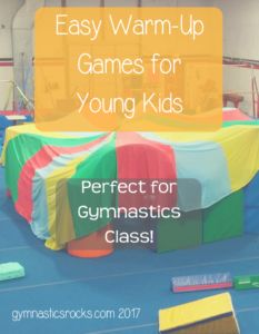It can be difficult enough getting young children into the gym at all, let alone rallied together and focused for long enough to explain how to play a game. So for warm-ups we usually choose the op…