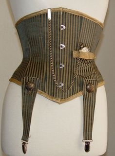 Hands of Time Underbust Corset | Steampunk Clothing, Corsets, Costumes, Jewelry, Dresses, Hats _ Oddities @ Clockwork Couture