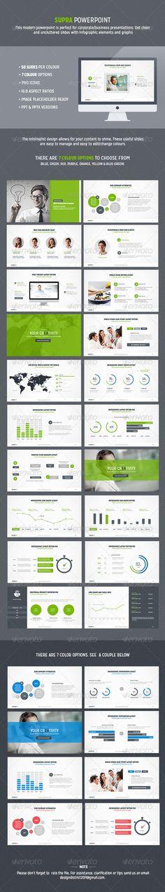 Supra Powerpoint Presentation