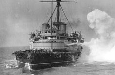HMS Victoria, 1888