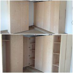 Elegant 4 Ft Wide Storage Cabinet
