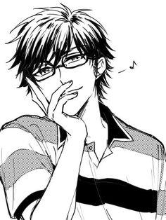 Hot Anime Boy, Anime Guys, Anime Glasses Boy, Diamond No Ace, Miyuki Kazuya, Cosplay, Aesthetic Anime, Haikyuu, Anime Art