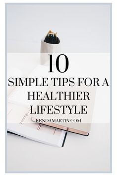 Want to a adopt a healthy lifestyle that will help you feel and look great? Here are 10 simple life-changing habits that you can easily implement into your daily routine for a healthier and better you ! Wellness Activities, Wellness Tips, Health And Wellness, Fitness Tips For Women, Health And Fitness Tips, Healthy Lifestyle Habits, Healthy Habits, Healthy Tips, Lifestyle Blog