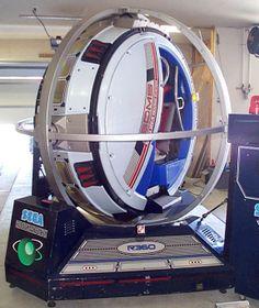 R360 Motion Arcade Simulator