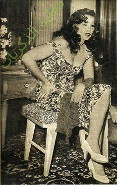 Hend rostom Egyptian Actress, Golden Age, Dna, Actors & Actresses, Musicians, Legends, Royalty, Cinema, Characters