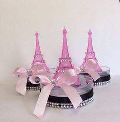 6 Torre Eiffel pequeño centro de mesa-eiffel torre eiffel