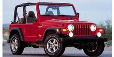1997 Jeep Wrangler, Red jeep, red #wrangler http://www.iseecars.com/car/1997-jeep-wrangler