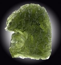 Moldavite - One of the most powerful energetic rebalancing and spiritual awakening crystals I have ever experienced <3 It!