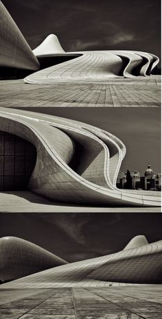 Amazing organic forms. Unimaginable it's actually a building