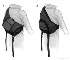Hip Holster, because you can't do parkour with a purse. | Consumer ...