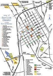 Walking Tours   San Luis Obispo California