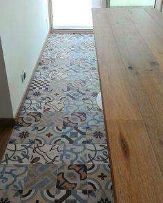 Progetto #OPUS: #Patchwork @ceramicafioranese #opuscasa #cementine #gresporcellanato #ceramica #ceramic #tiles #pavimento #floor #flooring