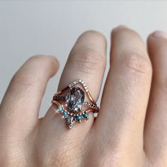 For the Boho Bride-to-Be: Alexis Russell Jewelry