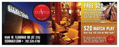 Direct Mail Design for Sedona Las Vegas