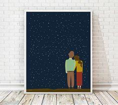 laminas decorativas, laminas estrellas, laminas espacio, cuadro estrellas, cuadros decorativos, laminas amor, laminas A4 imprimibles
