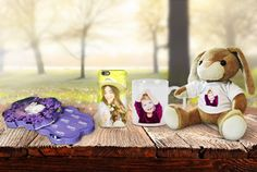 Fotogeschenke - Ostergeschenke für das Osternest Teddy Bear, Animals, Photos, Easter Bunny, Searching, Christmas, Animais, Animales, Animaux