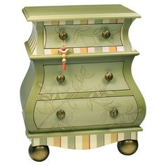 I pinned this Larissa Chest from the Colorful Cottage event at Joss and Main!