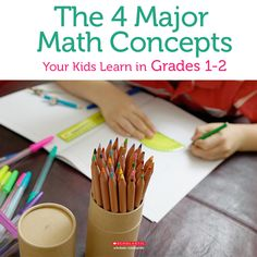 Feeling a bit lost over what your 1st & 2nd graders' are learning in math? We'll help you find the answers.