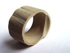 """(W)holes"" Cibatool Ring by Christophe Burger."