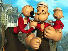 History   Popeye