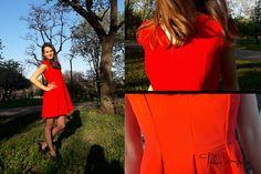 Little Red Dress Little Red Dress, High Neck Dress, Dresses, Fashion, Turtleneck Dress, Vestidos, Moda, Fashion Styles, Dress