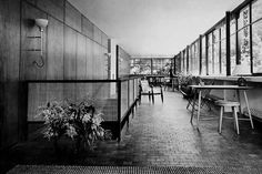 Argentinian architect Amancio Williams : House for his father, musician and composer Alberto Williams