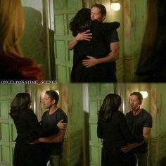 "Robin and Regina -  4 * 19 ""Lily"""