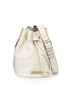 Luna Leather Bucket Bag, Leche Multi by MARC by Marc Jacobs at Neiman Marcus.