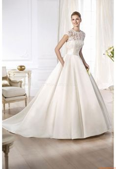 Wedding Dresses Pronovias Odelsia 2014