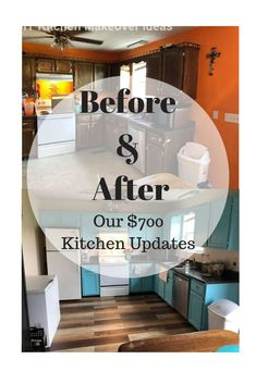 DIY Ideas to Remodel and Makeover Your Kitchen #Diykitchen #Kitchenideas