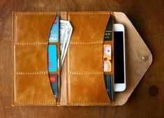 Portefeuille Style la Lupe dans le miel de la par RobbieMoto