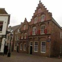 Jan van Riebeeckhuis nu een museum in Culemborg