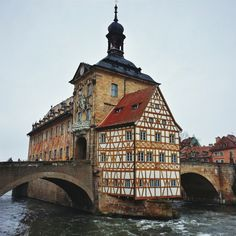 Town Hall, Bamberg, Germany