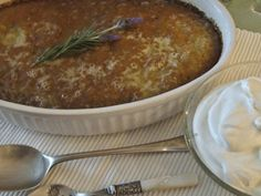 Traditional South African malva pudding recipe - Getaway Magazine think this is da one