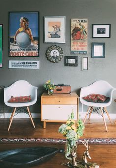 Gorgeous Mid Century living room