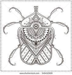 Bug Vector Stock Vectors Clip Art