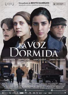 LA VOZ DORMIDA (España, 2011) Un homenaje a los caídos en la Guerra Civil Española, especialmente a las valientes mujeres de la España Republicana.