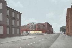Galería de 12 oficinas que representan atmósferas arquitectónicas usando collage - 15