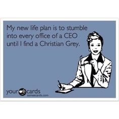 #LifePlan #50Shades #ChristianGrey