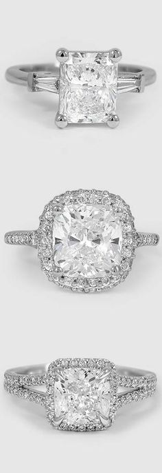 engagement rings and wedding rings / http://www.himisspuff.com/engagement-rings-wedding-rings/21/