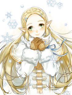 snow zelda