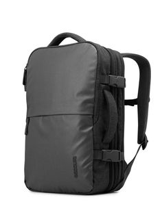 It's hard to travel in this day and age without your gadgets, so Incase created their EO Travel collection specifically for the tech-obsessed. One of the best things about this backpack is that it opens flat for quick airport screening. It's great for overnight trips and has a bunch of compartments to hold and organize all your other gadgets. (Incase, $179.95)